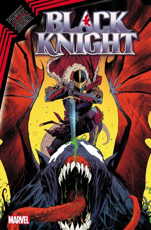 KING IN BLACK BLACK KNIGHT (2021) #1