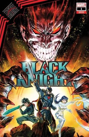 KING IN BLACK BLACK KNIGHT (2021) #1 SU