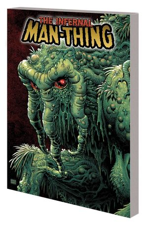 MAN-THING BY STEVE GERBER COMPLETE COLLECTION TP VOL 03 3