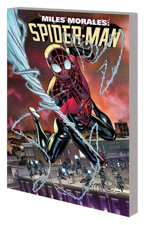 MILES MORALES SPIDER-MAN TPB (2019) #4
