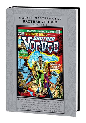 MMW BROTHER VOODOO HC VOL 01 1