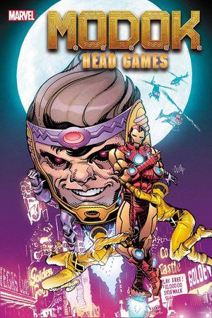 MODOK HEAD GAMES (2020) #2