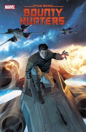 STAR WARS BOUNTY HUNTERS (2020) #9