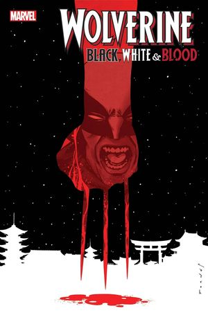 WOLVERINE BLACK WHITE BLOOD (2020) #3