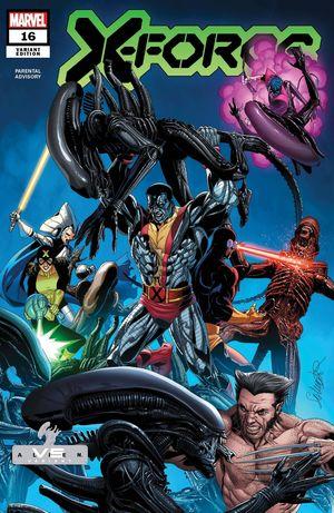 X-FORCE (2019) #16 ALIEN