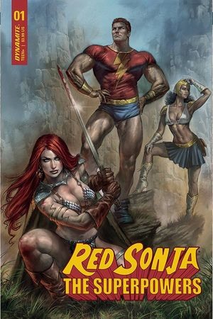 RED SONJA THE SUPERPOWERS (2021) #1