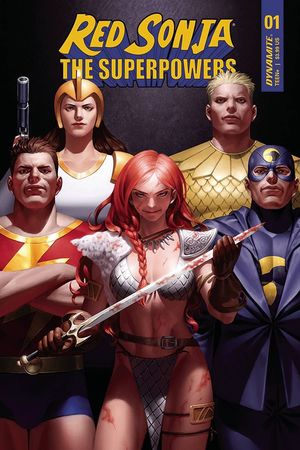 RED SONJA THE SUPERPOWERS (2021) #1D