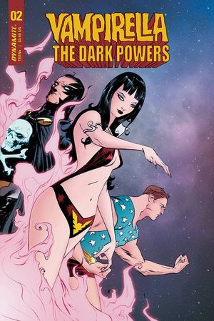 VAMPIRELLA DARK POWERS (2020) #2