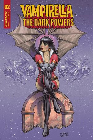 VAMPIRELLA DARK POWERS (2020) #2B
