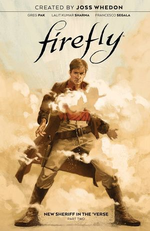 FIREFLY NEW SHERIFF IN VERSE HC VOL 02 2