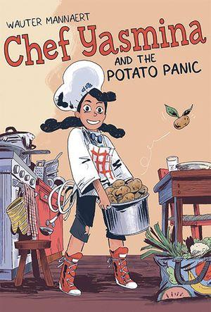 CHEF YASMINA AND POTATO PANIC GN