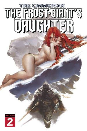 CIMMERIAN FROST GIANTS DAUGHTER (2020) #2