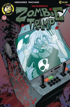 ZOMBIE TRAMP ONGOING CVR A MACCAGNI 78