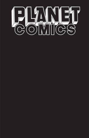 PLANET COMICS SKETCHBOOK ONE SHOT BLACK HOLE ED 1