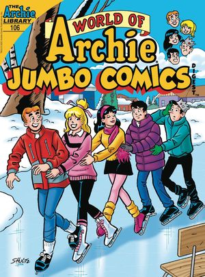 WORLD OF ARCHIE JUMBO COMICS DIGEST 106