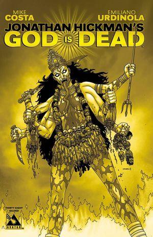 GOD IS DEAD GILDED VAR 38