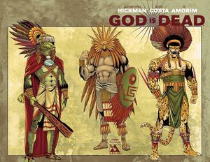 GOD IS DEAD PANTHEON WRAP VAR 3