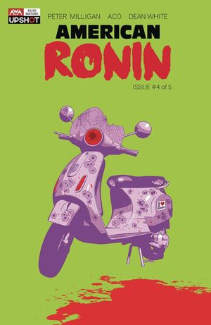 AMERICAN RONIN (2020) #4