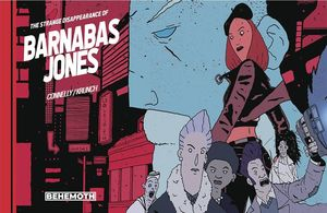 STRANGE DISAPPEARANCE OF BARNABAS JONES GN #1