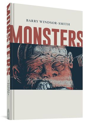 BARRY WINDSOR-SMITH MONSTERS HC (2021)