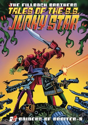 TALES OF THE SS JUNKY STAR HC GN (2020) #2