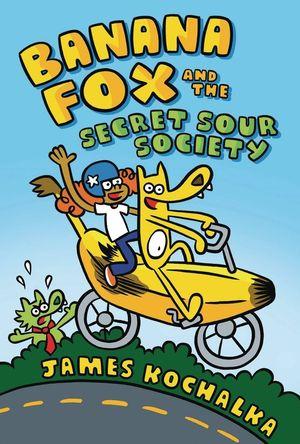 BANANA FOX GN VOL 01 SECRET SOUR SOCIETY 1