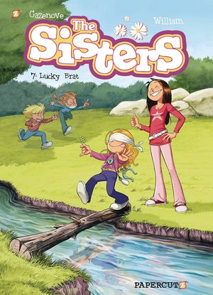 SISTERS HC VOL 07 LUCKY BRAT 7
