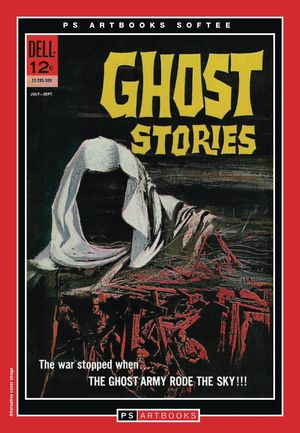 SILVER AGE CLASSICS GHOST STORIES SOFTEE VOL 01 1