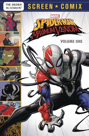 SPIDER-MAN MAXIMUM VENOM SCREEN COMIX VOL 01 1