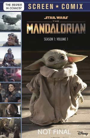STAR WARS MANDALORIAN SCREEN COMIX TP VOL 01 SEASON 1 1