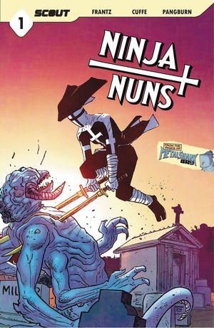 NINJA NUNS BAD HABITS DIE HARD ONE SHOT (2021) #1