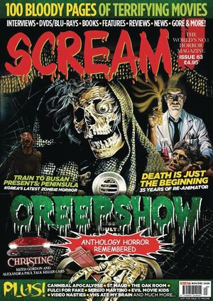 SCREAM MAGAZINE 64