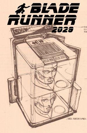 BLADE RUNNER 2029 CVR B MEAD 2