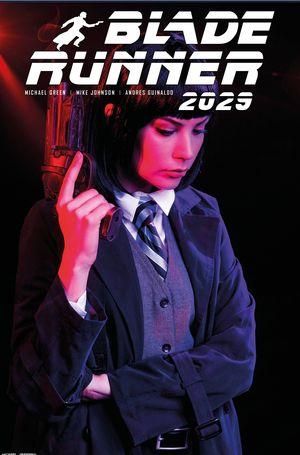 BLADE RUNNER 2029 CVR D COSPLAY CVR 2