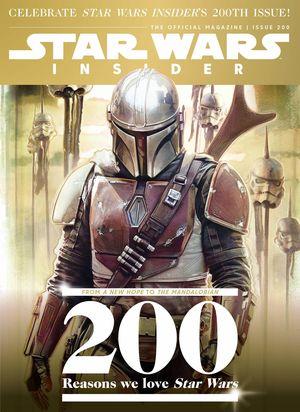 STAR WARS INSIDER #200 NEWS