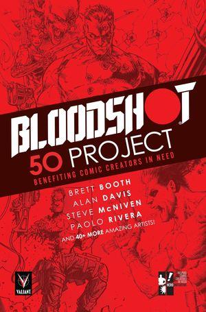 BLOODSHOT 50 PROJECT TP
