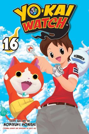 YO-KAI WATCH GN VOL 16 16