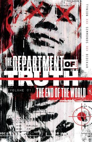 DEPARTMENT OF TRUTH TPB (2021) #1