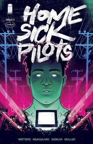 HOME SICK PILOTS (2020) #3