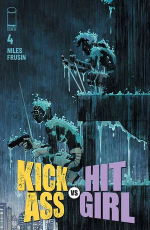 KICK-ASS VS HIT-GIRL (2020) #4