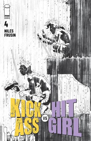 KICK-ASS VS HIT-GIRL (2020) #4B