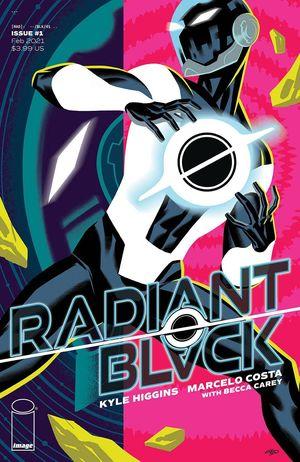 RADIANT BLACK (2021) #1