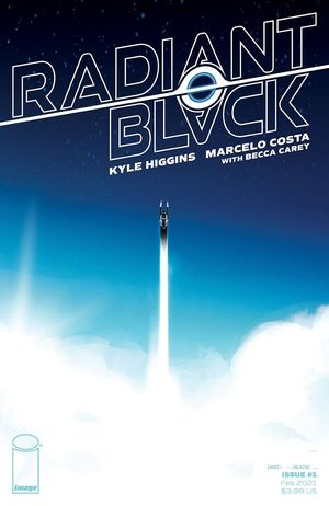 RADIANT BLACK (2021) #1B