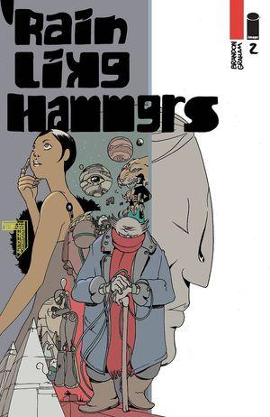 RAIN LIKE HAMMERS (2021) #2