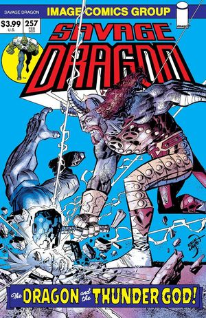 SAVAGE DRAGON (1993 2ND SERIES) #257B