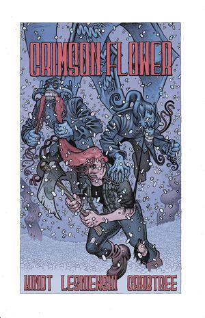 CRIMSON FLOWER (2021) #2