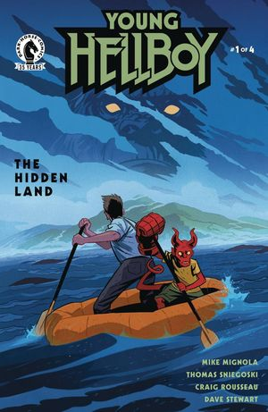 YOUNG HELLBOY THE HIDDEN LAND (2021) #1