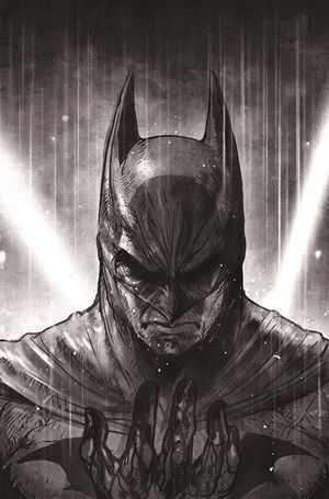 BATMAN BLACK AND WHITE (2020) #3B