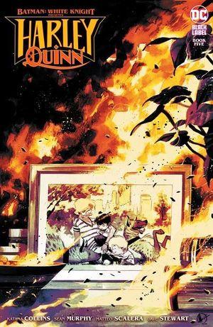 BATMAN WHITE KNIGHT PRESENTS HARLEY QUINN (2020) #5B