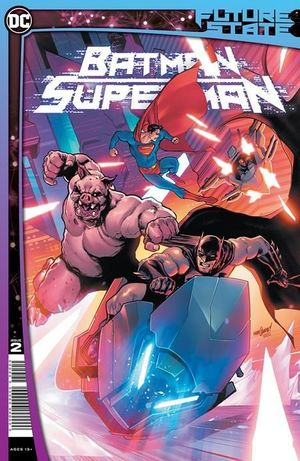 FUTURE STATE BATMAN SUPERMAN (2021) #2